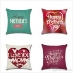 Mothers Day Pictures to Color Marvelous Popular Mother S Day Cushion Digital Printing Pattern Pure Color