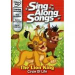 Movie Sing Free Inspiration Amazon Disney S Sing Along songs the Lion King Circle Of Life