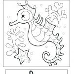Mr Krabs Coloring Pages Awesome Baby Seahorse Coloring Pages Baby Seahorse Coloring Pages Cute Panda