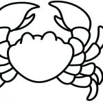 Mr Krabs Coloring Pages Inspirational Coloring Pages Crab – Kondratovich