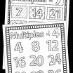 Multiplication Coloring Pages Inspirational Multiples Coloring Pages Multiplication