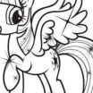 My Little Pony Color Book Pretty √ My Little Pony Coloring Pages or Twilight Coloring Pages Luxury