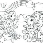My Little Pony Coloring Book Pages Inspirational My Little Pony Princess Cadence Coloring Page – Littapes