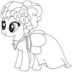 My Little Pony Coloring Books Brilliant My Little Pony Coloring Pages