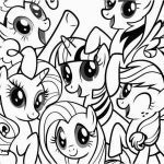 My Little Pony Coloring Inspirational 22 Beautiful Pony Coloring Pages