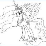 My Little Pony Coloring Inspirational My Little Pony Coloring Page