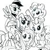 My Little Pony Coloring Pages Online Brilliant Pony Coloring Pages for Girls – Royaltyhairstore