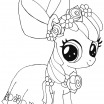 My Little Pony Coloring Pages Printable Inspirational My Little Pony Coloring Pages