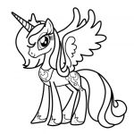 My Little Pony Coloring Pages to Print Amazing My Little Pony Coloring Page