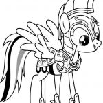 My Little Pony Coloring Pages to Print Beautiful Rainbow Dash Coloring Pages Elegant 14 Luxury Rainbow Dash Coloring