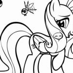 My Little Pony Coloring Pages to Print Inspiration Free Printable Coloring Pages My Little Pony Elegant Mlp Coloring