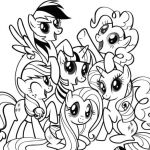 My Little Pony Coloring Pages to Print Inspired Fresh My Little Pony Printables 91 Gallery Ideas