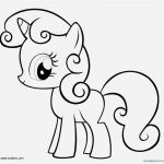 My Little Pony Coloring Sheets Printable Beautiful My Little Pony Coloring Page