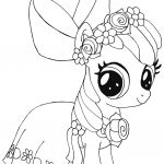 My Little Pony Coloring Sheets Printable Beautiful My Little Pony Coloring Pages