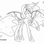 My Little Pony Coloring Sheets Printable Excellent √ My Little Pony Coloring Pages or Princess Luna Coloring Pages