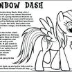 My Little Pony Coloring Sheets Printable Exclusive Pony Picture to Color My Little Pony Colour In Coloring My
