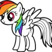 My Little Pony Coloring Sheets Printable Inspiring My Little Pony Coloring Book
