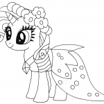 My Little Pony Coloring Sheets Printable Inspiring My Little Pony Coloring Pages