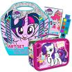 My Little Pony Colouring Awesome Amazon My Little Pony Art Coloring Set My Little Pony Tin