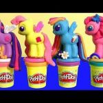 My Little Pony Dinosaur Marvelous Play Doh My Little Pony Make N Style Ponies with Twilight Sparkle