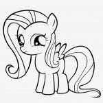 My Little Pony Pdf Inspired Twilight Sparkle Coloring Page