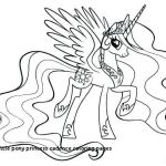 My Little Pony Pdf Wonderful Shocking Coloring Pages My Little Ponny for Kids Picolour