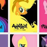 My Little Pony totems Awesome the Blot Says Nycc 14 Exclusive My Little Pony Elements Of