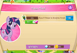 My Little Pony totems Inspirational Everfree forest Quests the My Little Pony Gameloft Wiki