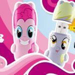 My Little Pony totems Inspirational Mimobot the original Cool Collectible Character Usb Flash Drive