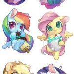 My Little Pony totems Unique 34 Best My Little Pony Images In 2019