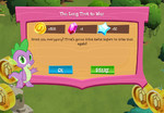 My Little Pony totems Unique Everfree forest Quests the My Little Pony Gameloft Wiki