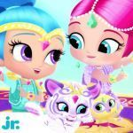 Nahal From Shimmer and Shine Pretty Shimmer I Shine Piosenka Czoł³wkowa Muzyka