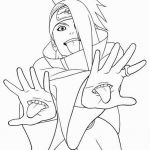 Naruto Coloring Pages Marvelous 21 Luxury Naruto Coloring Pages