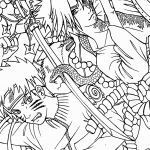 Naruto Coloring Pages Marvelous Naruto Coloring Pages