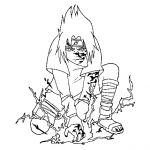 Naruto Coloring Pages Marvelous Printable Naruto Coloring Pages Sasuke Enjoy Coloring
