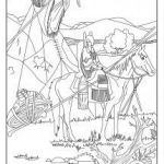 Native American Coloring Books for Adults Pretty Coloring Page Adults Native American Celine Crafts