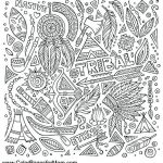 Native American Coloring Books for Adults Pretty Native American Coloring Pages – Utibaamericas