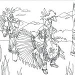 Native American Symbols Printables Inspired American Coloring Pages – Fatheredward