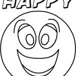 Nemo Coloring Pages Beautiful Elegant Happy Face Coloring Pages Nocn