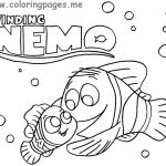 Nemo Coloring Pages Best Finding Nemo Coloring Pages