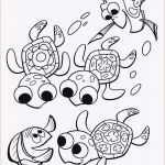 Nemo Coloring Pages Inspirational Finding Nemo Coloring Pages