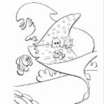Nemo Coloring Pages Inspired Shocking Coloring Pages Fish Printable Picolour