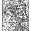 New Year Coloring Sheets Inspirational Kaleidoscope Coloring Pages Hair Coloring Page New Hair Coloring