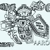 Nexo Knights Pictures Beautiful Knight Coloring Pages