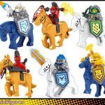 Nexo Knights Pictures Best Crae Macey Steed Minifigures Lego Nexo Knights Sets Patible toys