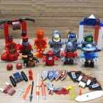 Nexo Knights Pictures Inspiration Nexo Knights Minifigures Lego toy Patible Knighton Castle