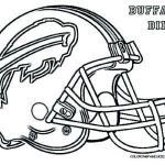 Nfl Coloring Book Inspiration Buffalo Bills Coloring Pages