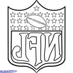 Nfl Football Coloring Pages Inspiration Nfl Coloring Pages Beautiful Cool Coloring Book Pages atzou