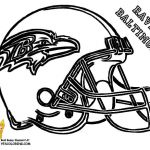 Nfl Helmets Coloring Pages Inspired Football Helmets Coloring Pages