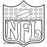Nfl Logos Coloring Pages Inspiring Nfl Coloring Pages Beautiful Cool Coloring Book Pages atzou